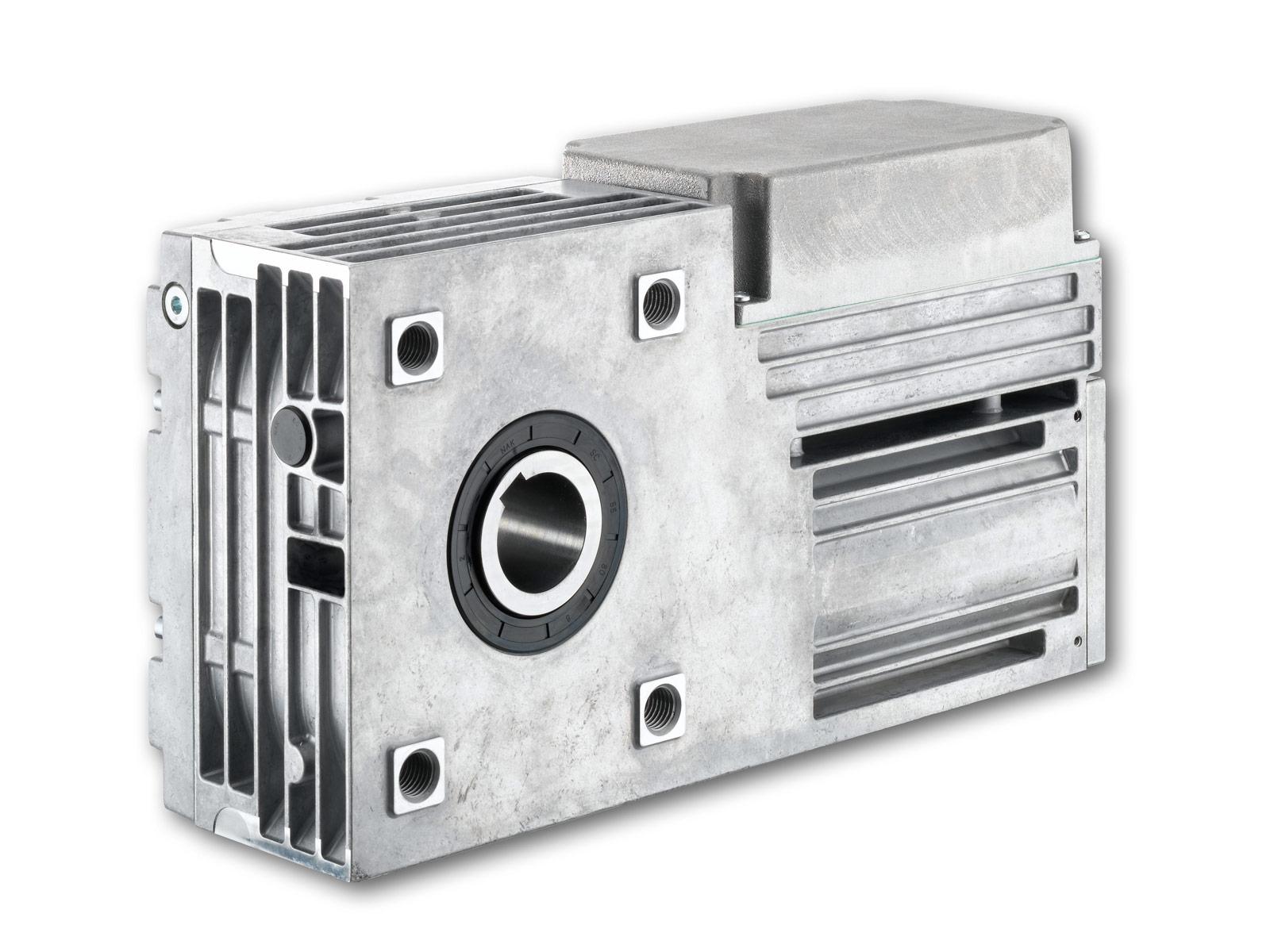 Schneckengetriebemotor Compacta AG160