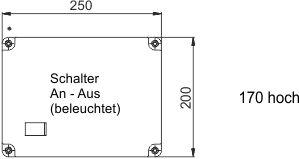 GS12 Trafo (Netzgerät)