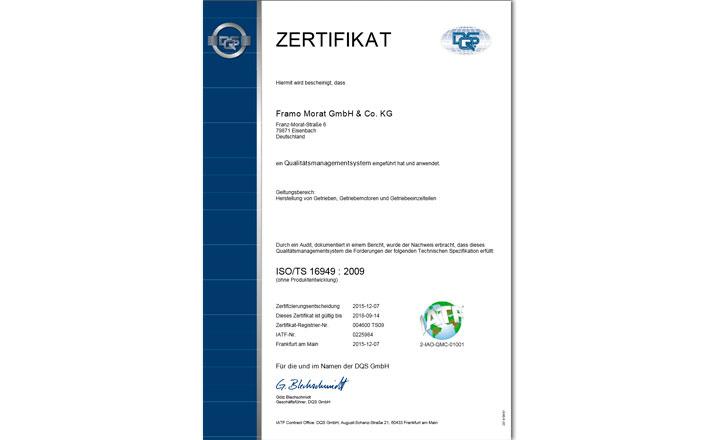 Zertifikat_ISO_TS_16949_2009