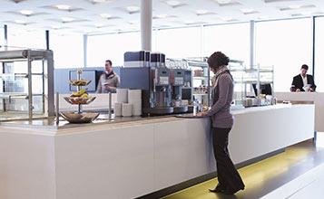Brühgruppe Kaffeevollautomat