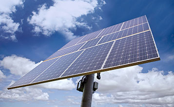 Solare Nachfuehrsysteme